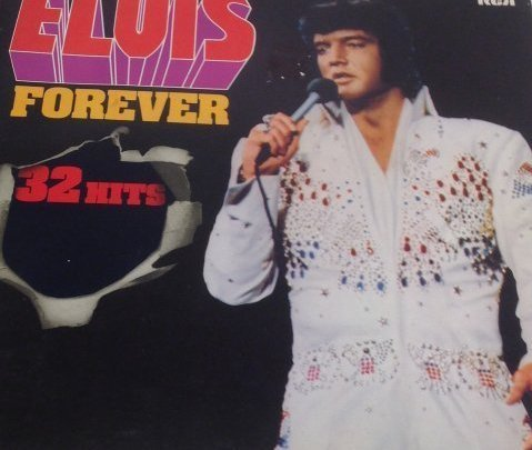 Vintage Elvis Forever Album