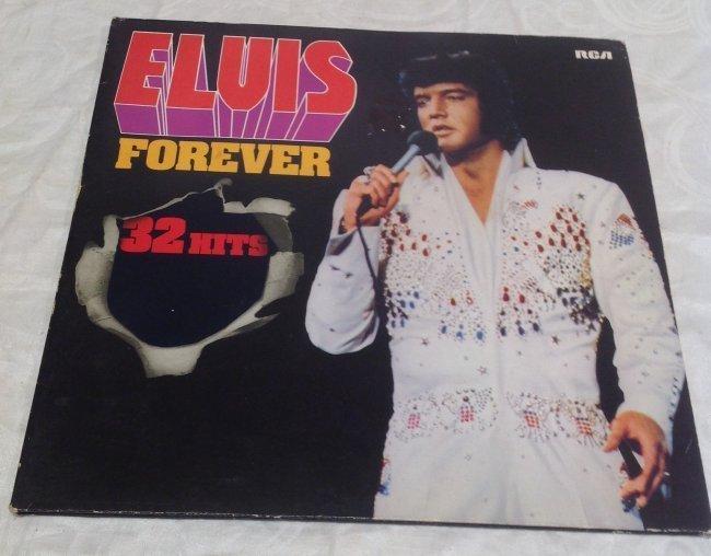 Vintage Elvis Forever Album - 8