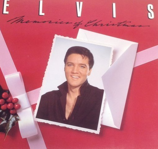 Elvis Memories of Christmas Album