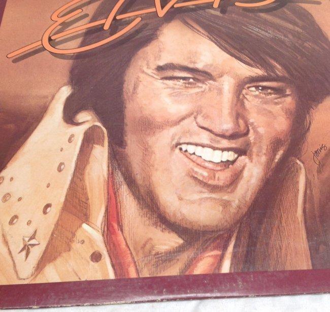 Elvis WELCOME TO MY WORLD Album - 2