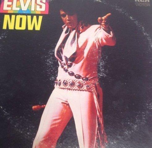 Vintage Elvis NOW Album