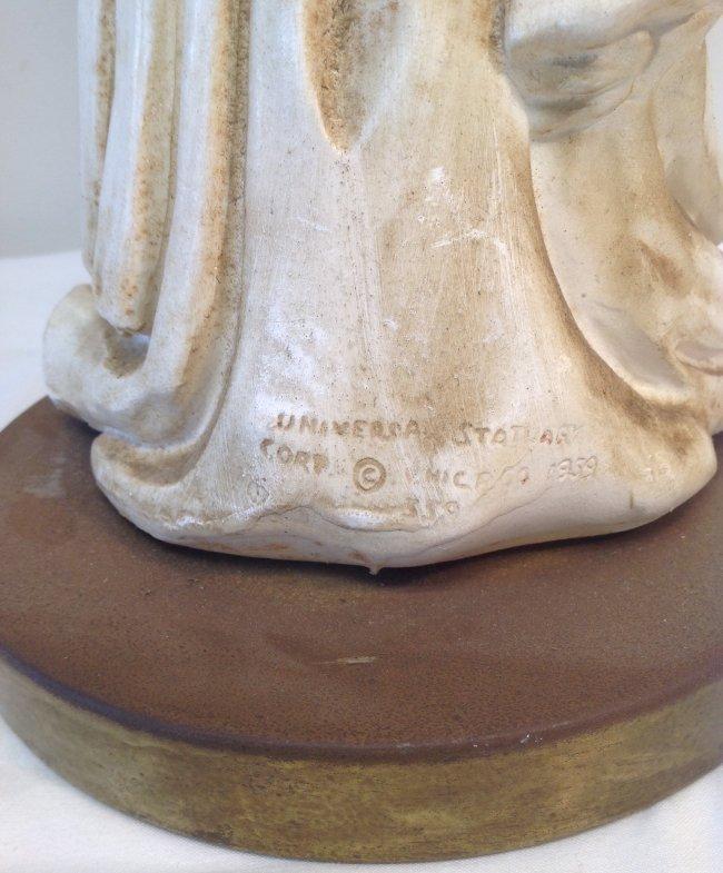 UNIVERSAL STATUARY CORP Statue 26 H - 4