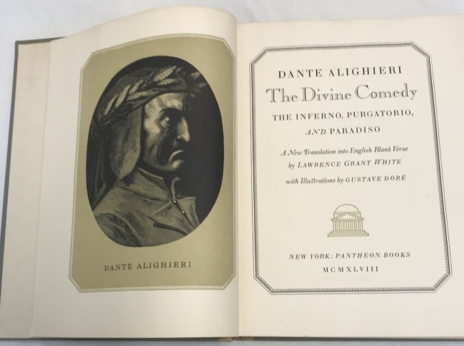 Dante Alighieri:The Divine Comedy - 2