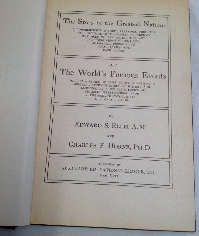 Edward S. Ellis and Charles F Horne - 3