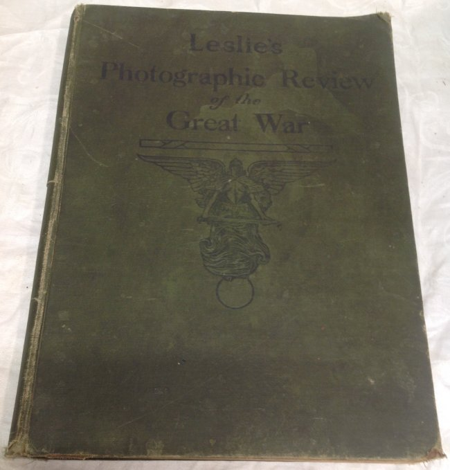 Edward Forbes Ed. Leslie Photographic War Review