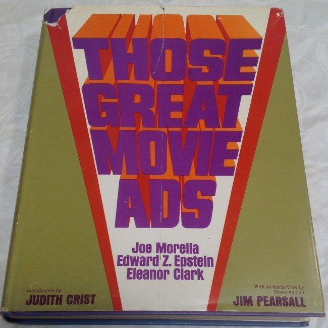Joe Morella. Those Great Movie Ads
