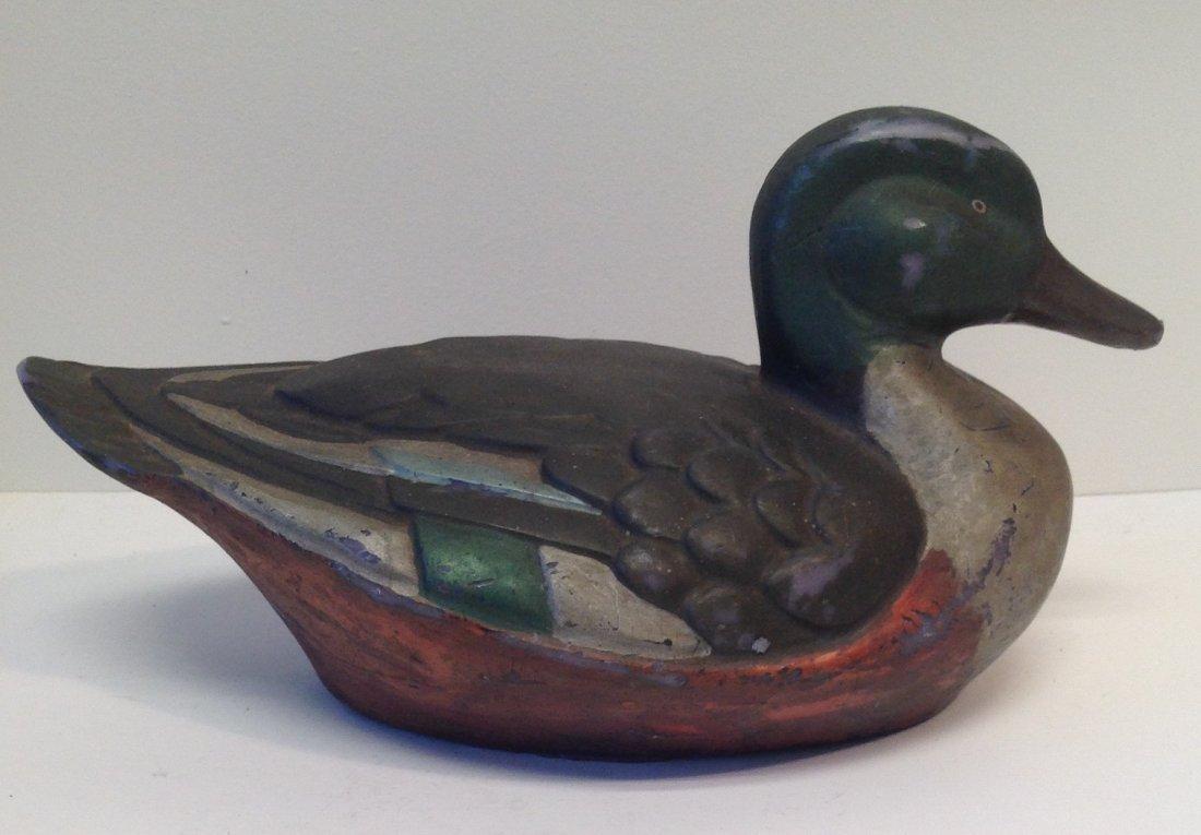 Vintage Duck Decoy