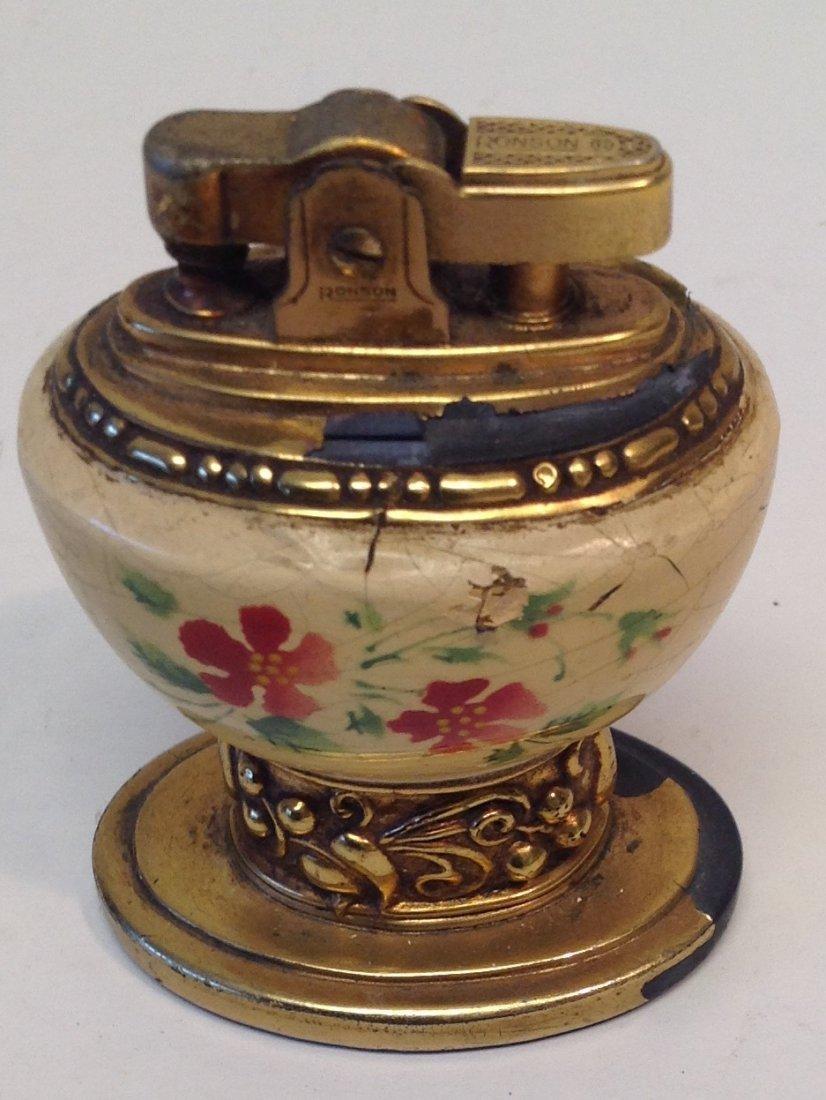 Ronson Vintage Verona Cigarette Lighter