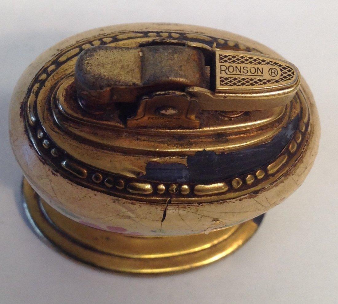 Ronson Vintage Verona Cigarette Lighter - 4
