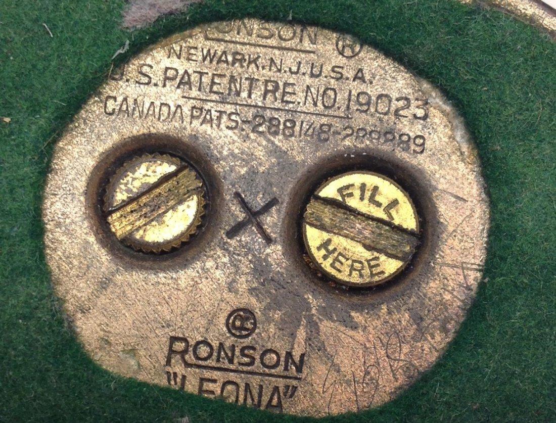 Ronson Vintage Verona Cigarette Lighter - 6