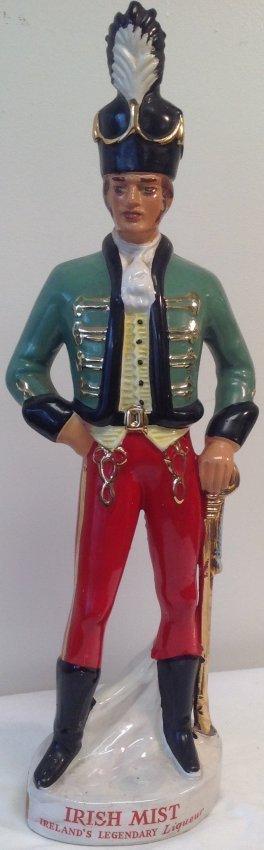 CORONETTI CUNARDO Decanter Soldier Figurine