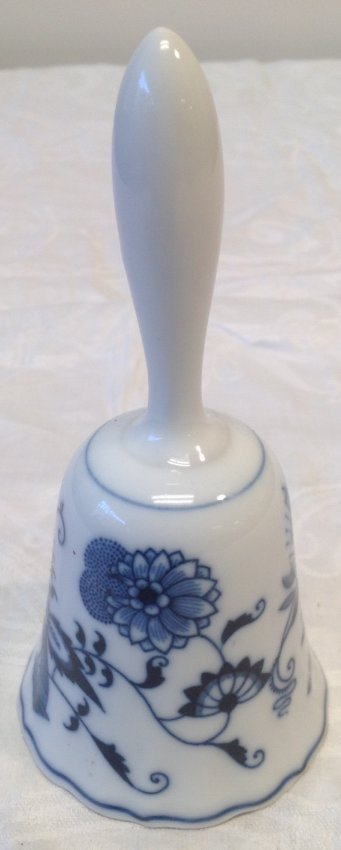 Blue Danube House Bell 6 Inches H - 2