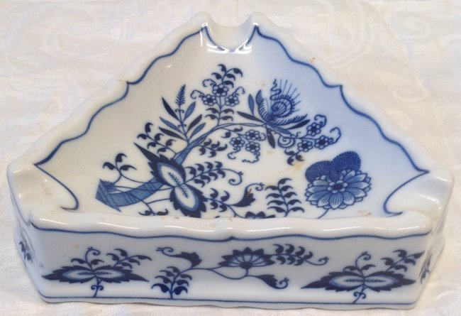 Blue Danube Dish /Tray 6 Inches Wide