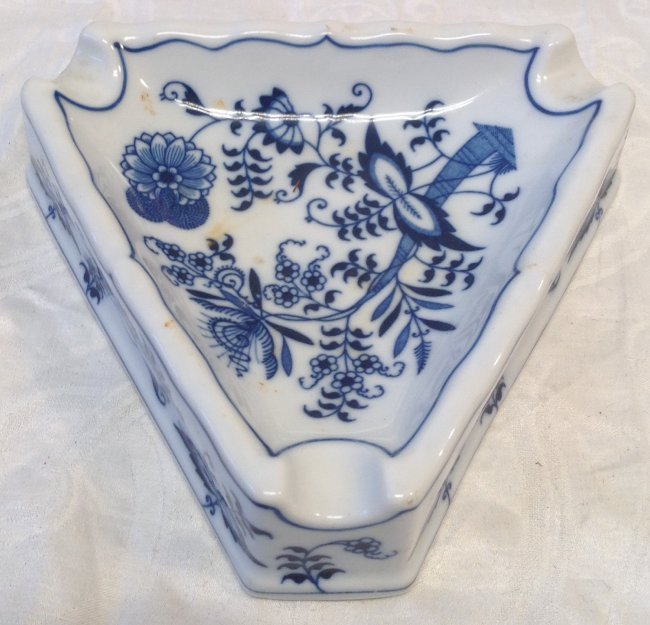 Blue Danube Dish /Tray 6 Inches Wide - 2