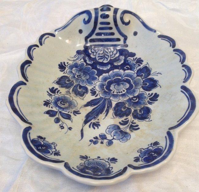 Delft Candy Dish 8 x 6