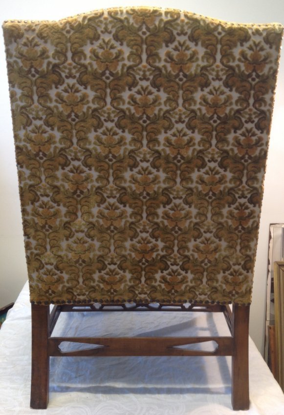 Antique Arm Chair 25 w x 42 H - 4