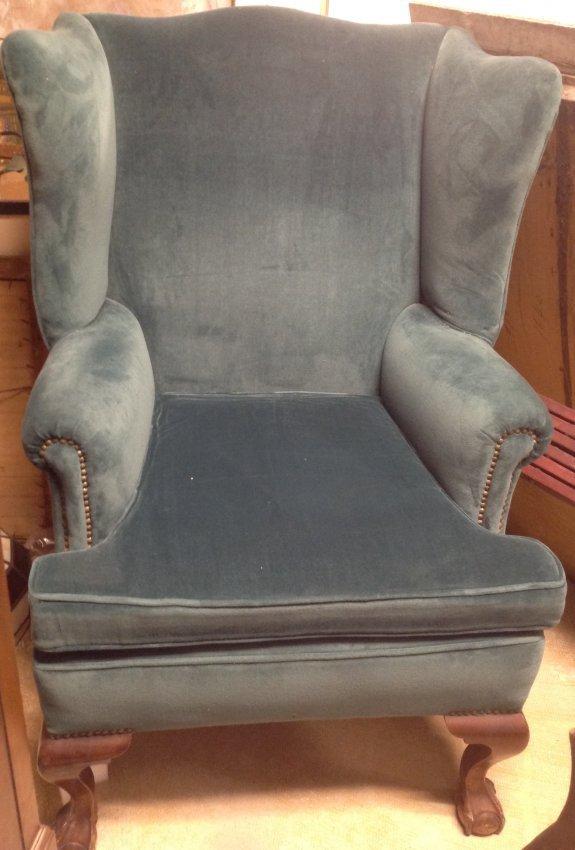 Antique Arm Chair 42 H X 35 W