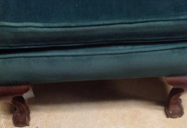 Antique Arm Chair 42 H X 35 W - 2
