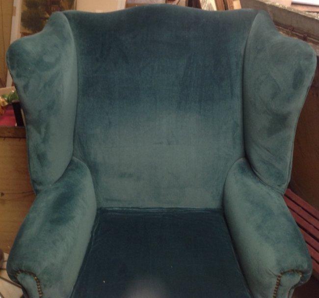 Antique Arm Chair 42 H X 35 W - 3