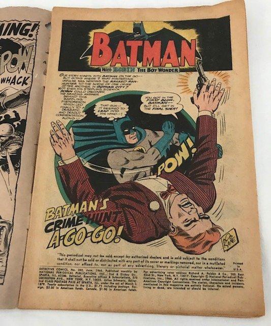 Detective Comics Batman Crime Hunt A Go Go - 4