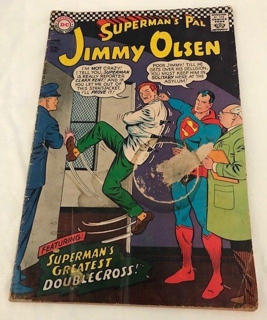Superman's Pal, Jimmy Olsen June No. 102. 1967