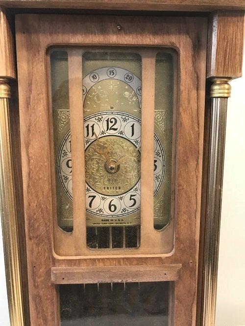 Vintage United Clock Company Clock - 2