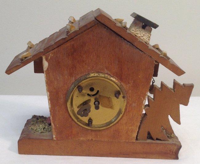 German Cica Black Forest Clock - 2