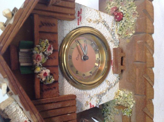 German Cica Black Forest Clock - 5