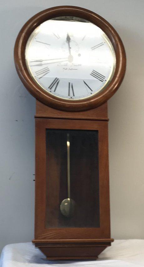 David Preclth Quartz Wall Clock