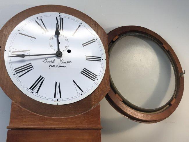David Preclth Quartz Wall Clock - 2