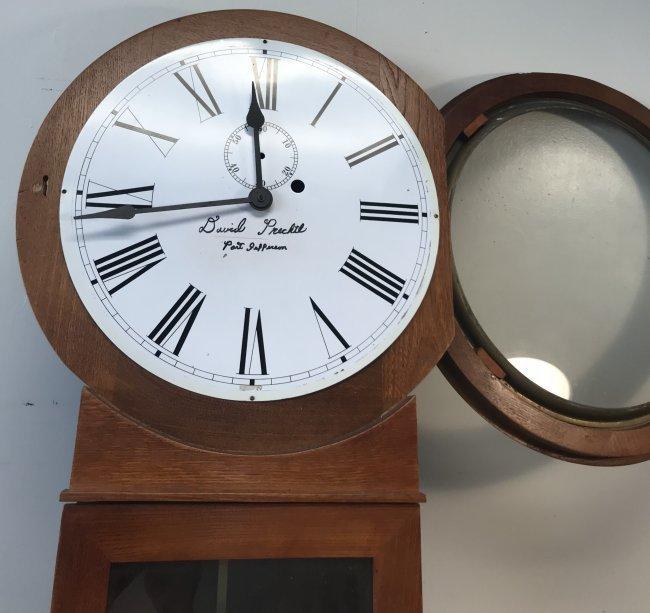 David Preclth Quartz Wall Clock - 3