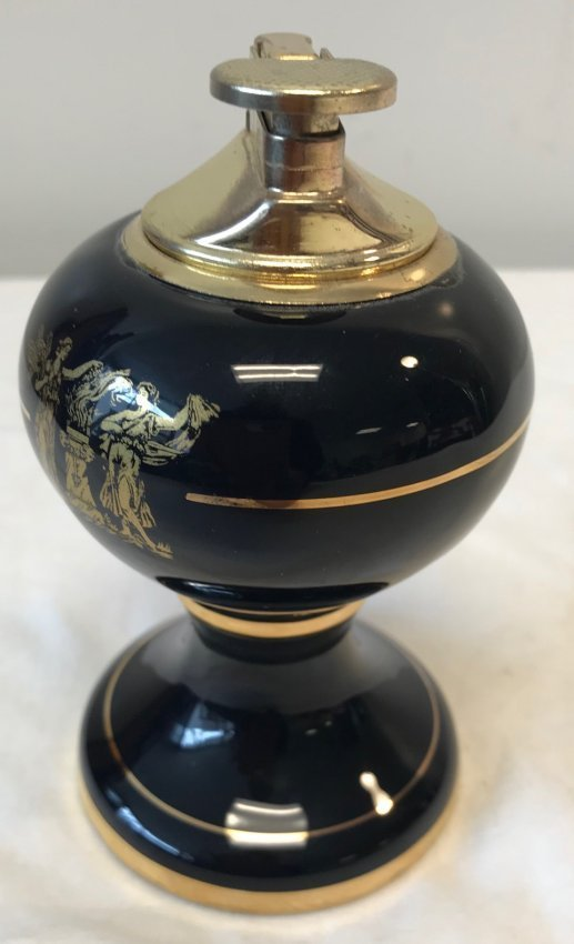 Strigos Hand made 24 Kt Gold Lighter - 2