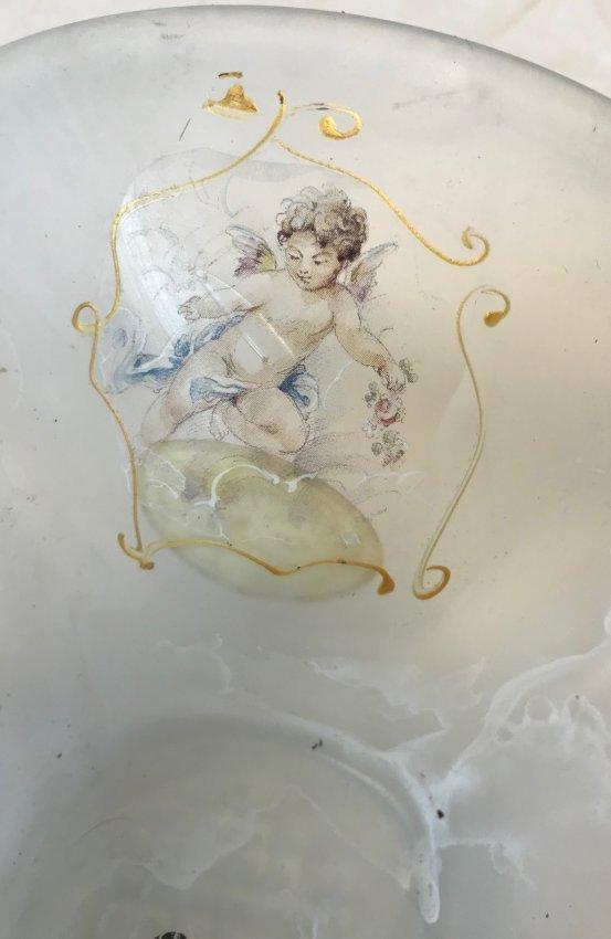 Creazioni Silvestri Murano Crystal Glass Dish - 3