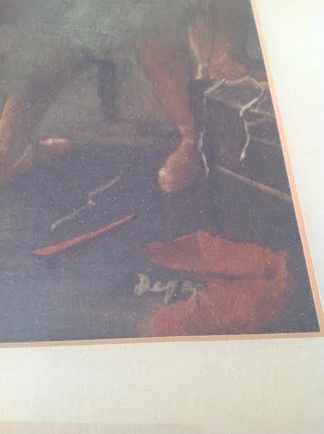 Edgar Degas -Ecole de Danse Lithograph 29 x 24.5 - 4