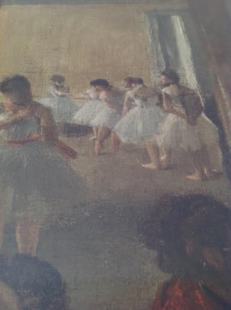 Edgar Degas -Ecole de Danse Lithograph 29 x 24.5 - 6