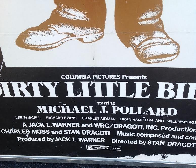 BILLY THE KID WAS A PUNK MICHAEL J. POLLARD - 4