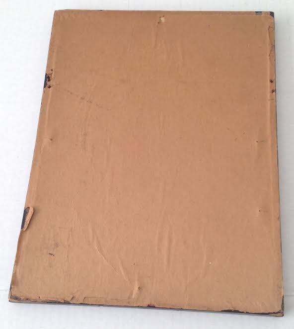 Jean Baptiste Yvangot Etching Print 11 x 9 - 6