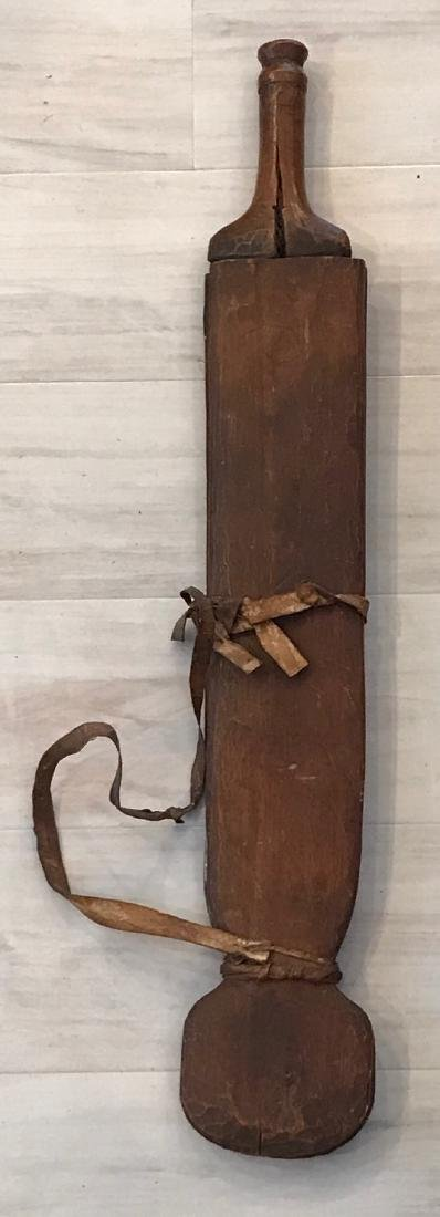 African Primeval 20th century Machete with Scabbard
