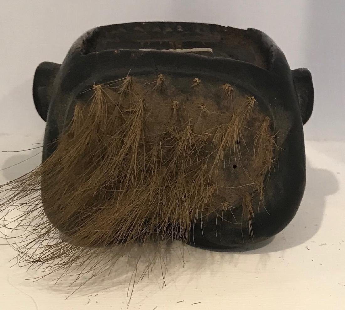 Africa Liberia Lion Hair Mask 20th Century - 6