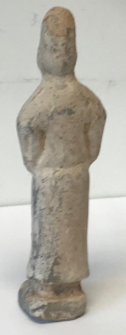 Ancient Chinese Male figurine 8 H - 3