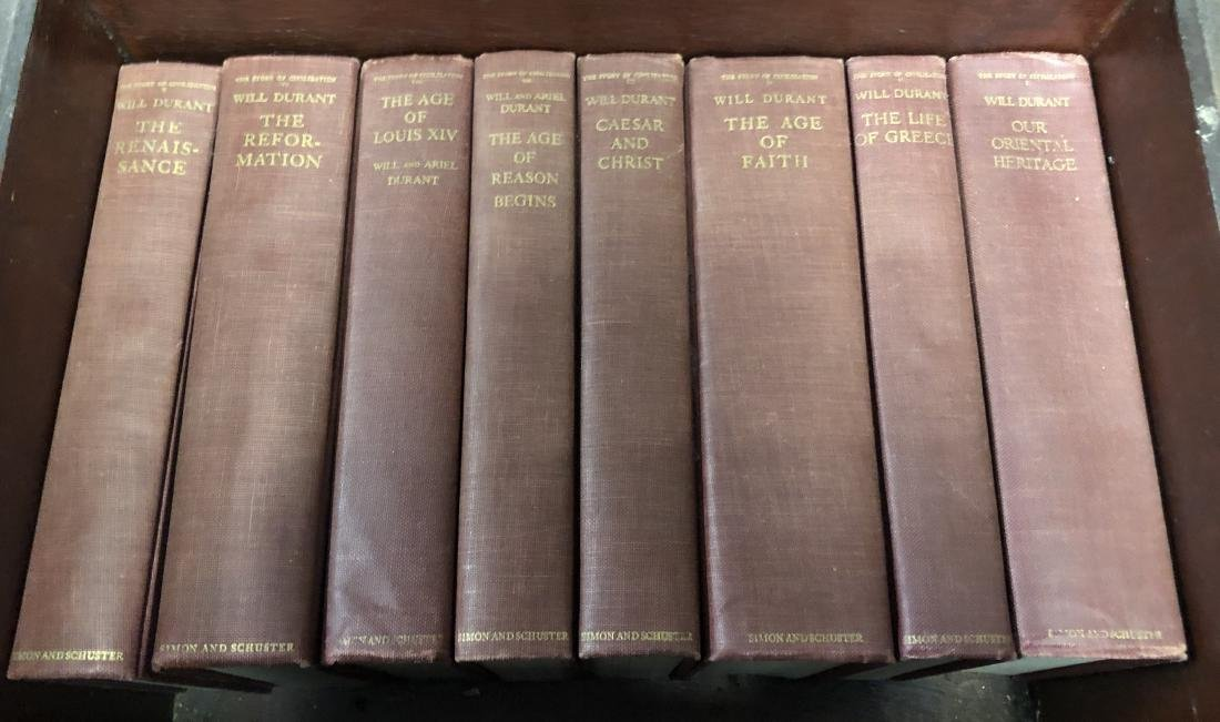 Will Durant The Story of Civilization