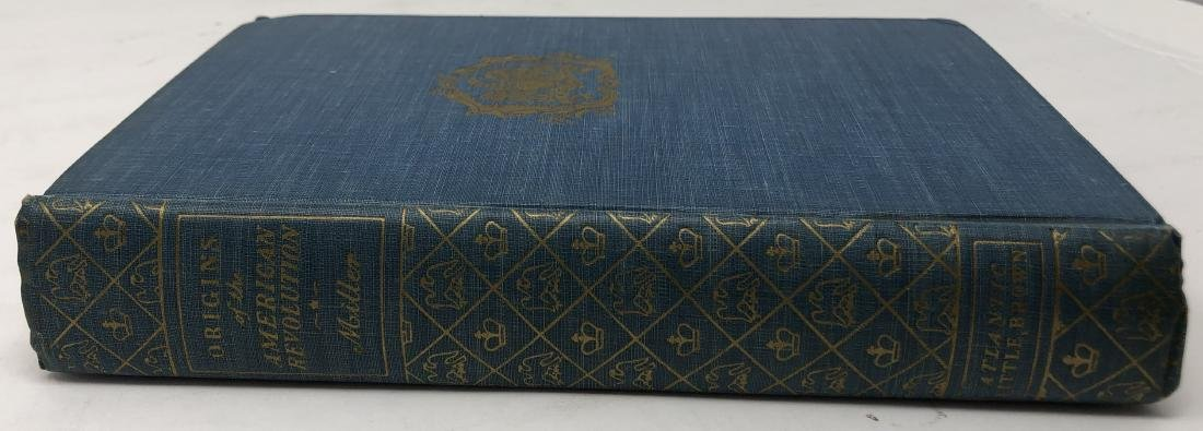 1st Edition Origins of the American Revolution, 1943 - 3