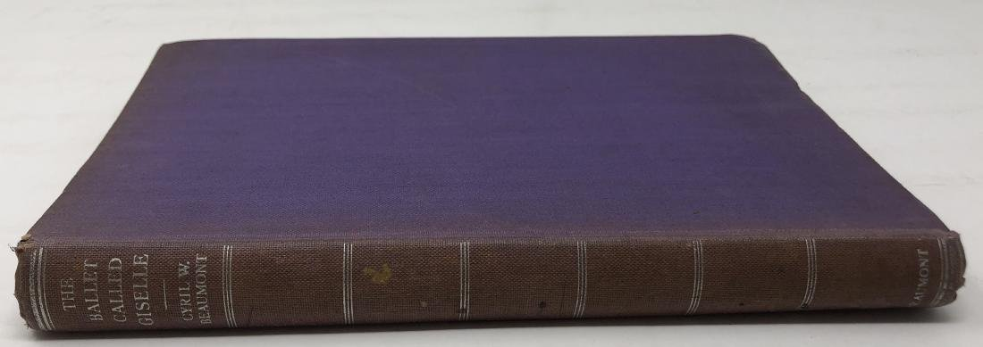 1st Edition, The Ballet Called Giselle by Beaumont - 3