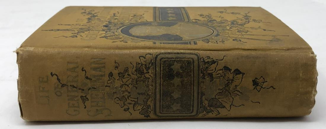 1st Edition, The Life of General Tecumseh Sherman, 1891 - 3