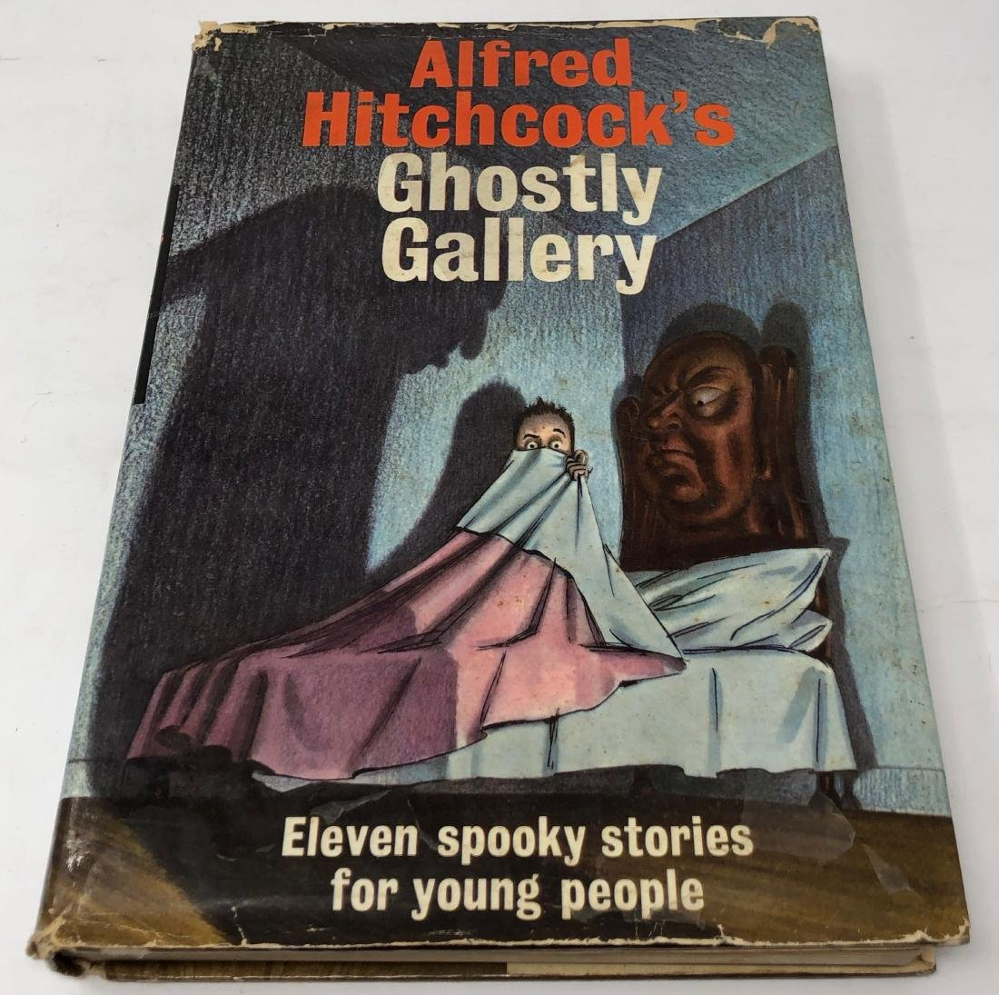 1st Edition, Alfred Hitchcock's Ghostly Gallery