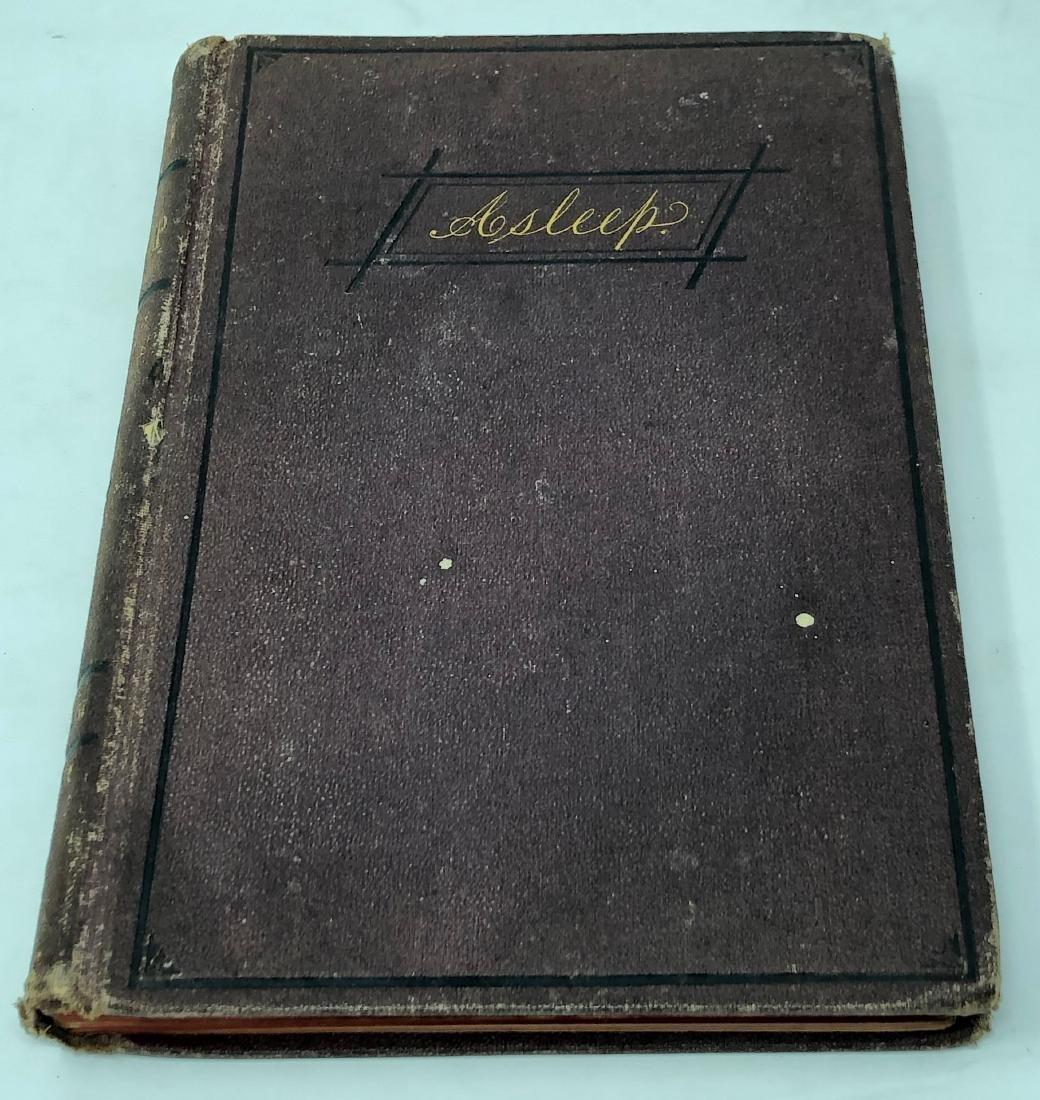 1st Edition, Asleep, 1871 by F. Burge Smith