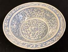 Chinese Qing Dynasty Bowl