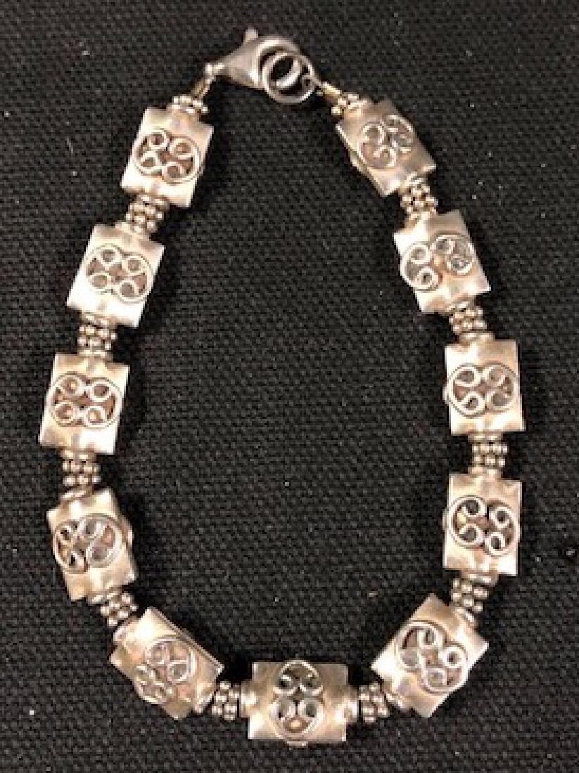 Petite Link Sterling Silver Bracelet