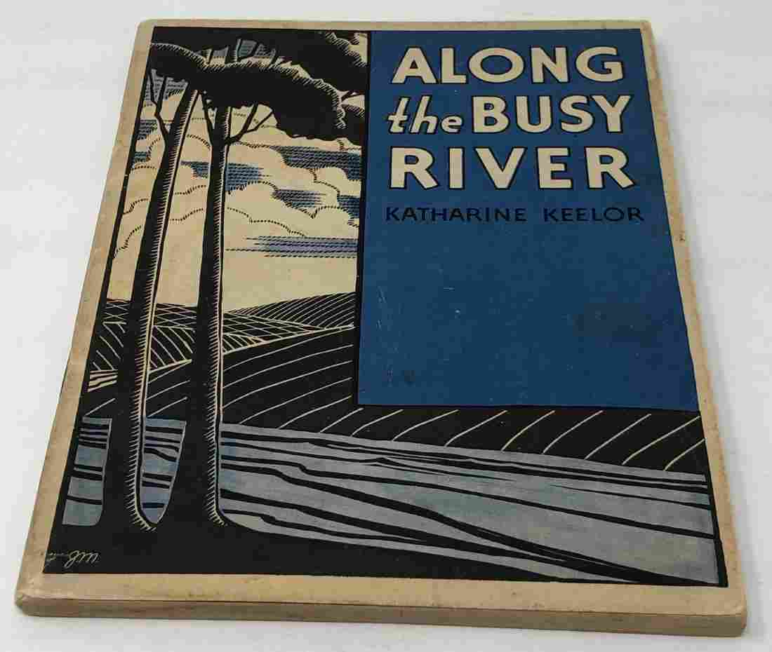 Along the Busy River, 1936 1st Edition