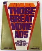1st Ed., Those Great Movie Ads